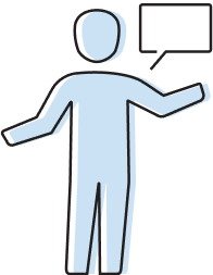 Raise awareness icon